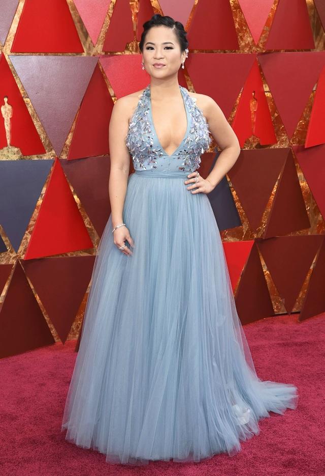 Nữ diễn viên người Mỹ gốc Việt Kelly Marie Tran