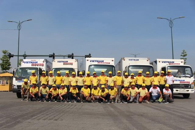 Vietnam Moving - Đơn vị chuyển nhà và văn phòng uy tín - 1