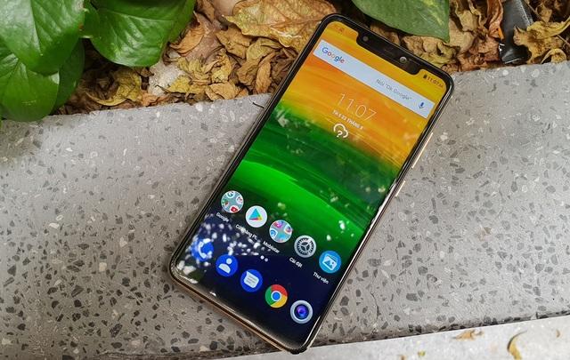 Mẫu smartphone được cho là MobiiStar X