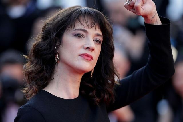 Nữ diễn viên Asia Argento