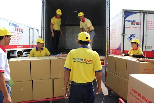 Vietnam Moving - Đơn vị chuyển nhà và văn phòng uy tín - 2