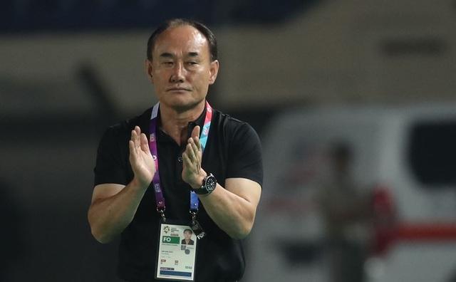 Kim Hak-bum, HLV trưởng đội Olympic Hàn Quốc