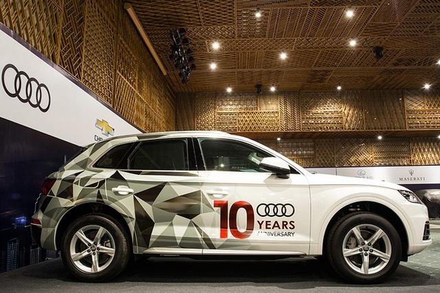Audi sẽ đưa Q8 về Việt Nam - 2