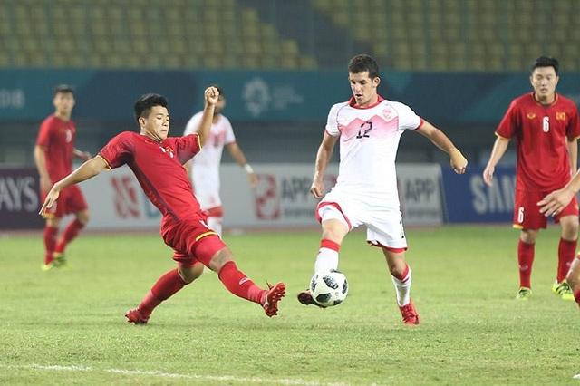Olympic Việt Nam đang tăng tốc để tìm bàn thắng ở cuối trận
