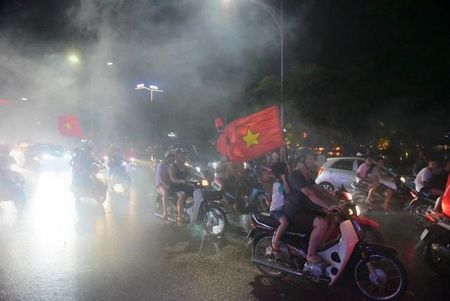 Tỷ số chung cuộc U23 Việt Nam giành chiến thắng 1-0 và có lần đầu tiên trong lịch sử vào tứ kết giải đấu ASIAD.