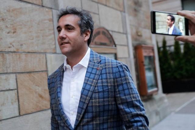 Ông Micheal Cohen (Ảnh: Reuters)