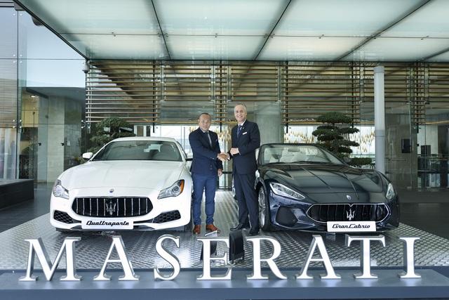 Maserati Việt Nam chính thức ra mắt Khu trưng bày tại khách sạn JW Marriott Hà Nội - 1