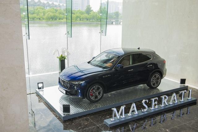 Maserati Việt Nam chính thức ra mắt Khu trưng bày tại khách sạn JW Marriott Hà Nội - 3