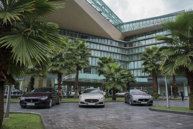 Maserati Việt Nam chính thức ra mắt Khu trưng bày tại khách sạn JW Marriott Hà Nội - 2