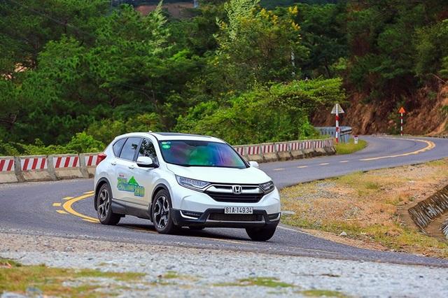 Honda CR-V và Honda Jazz có khả năng tiết kiệm nhiên liệu thực tế ra sao? - 5