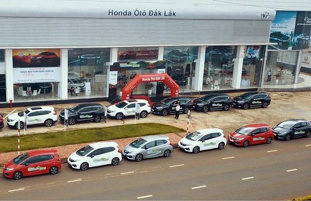 Honda CR-V và Honda Jazz có khả năng tiết kiệm nhiên liệu thực tế ra sao? - 2
