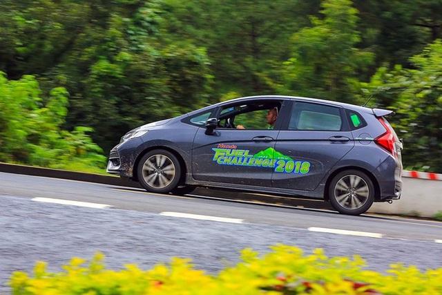 Honda CR-V và Honda Jazz có khả năng tiết kiệm nhiên liệu thực tế ra sao? - 6
