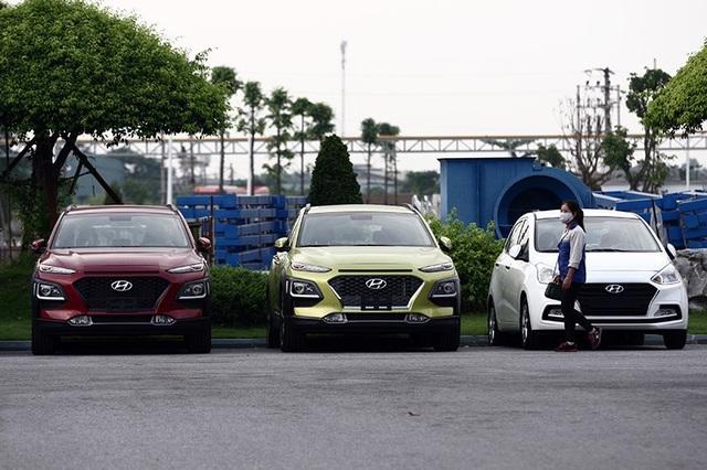 Hyundai Kona có mặt tại Việt Nam, giá từ 615 triệu đồng - 6