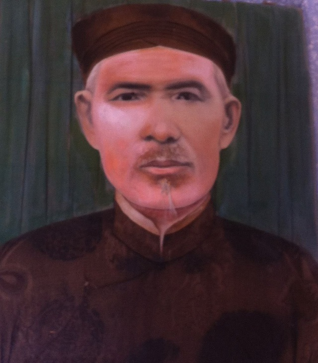 Chân dung ông Bát Xì (Trần Gia Hòa).