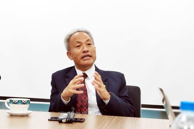 Gia nhập Vingroup, giáo sư Nguyễn Quốc Sỹ sẽ phải gác lại sau lưng công việc hiện nay để về Việt Nam làm việc toàn thời gian. (Ảnh: T.H/Vietnam+)