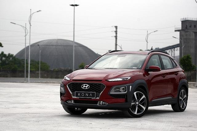 Hyundai Kona có mặt tại Việt Nam, giá từ 615 triệu đồng - 7