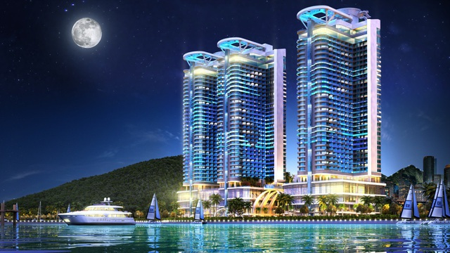 Swisstouches La Luna Resort được kỳ vọng sẽ là ''điểm phải đến'' của du khách khi trải nghiệm nghỉ dưỡng tại Nha Trang