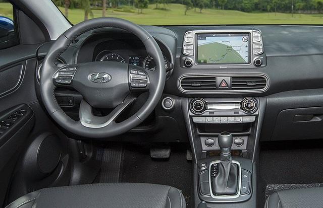 Hyundai Kona có mặt tại Việt Nam, giá từ 615 triệu đồng - 10