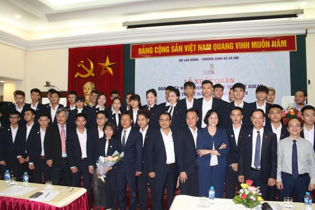 Kỳ thi tay nghề Asean lần thứ 12: Đoàn VN kỳ vọng thuộc nhóm đầu - 1