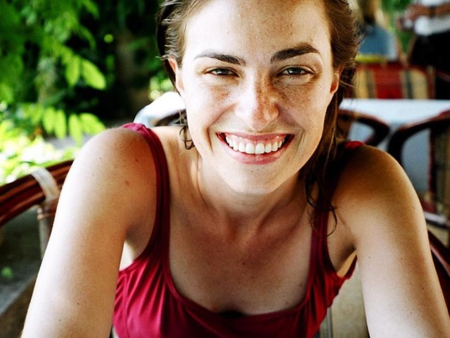 Lisa Brennan-Jobs, con gái của huyền thoại Steve Jobs.