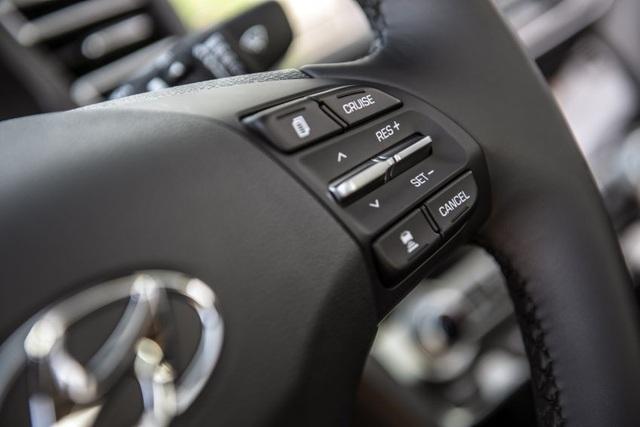 Hyundai nâng cấp Elantra, thêm nhiều trang bị - 12