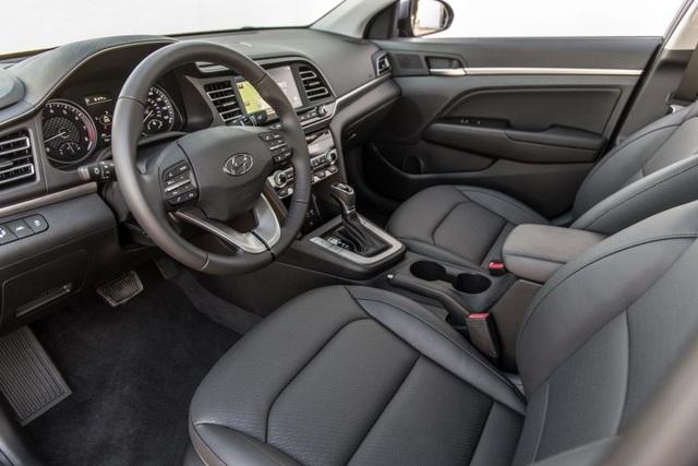 Hyundai nâng cấp Elantra, thêm nhiều trang bị - 11