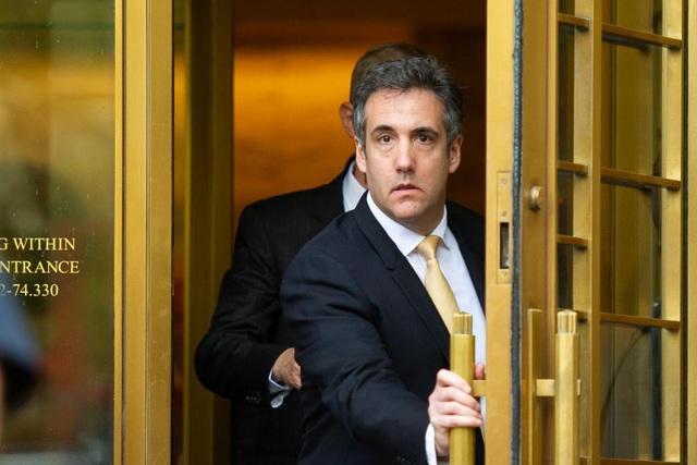 Cựu luật sư của ông Trump Michael Cohen (Ảnh: UPI)