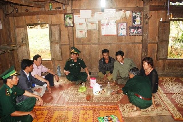 Đây là hộ gia đình khó khăn nhưng hiếu học tại xã miền núi Ba Nang