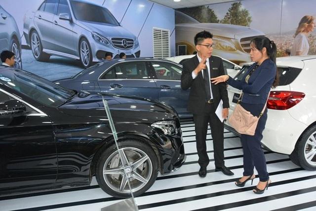 Đáp ứng các điều kiện của Nghị định 116, các hãng xe đua nhau nhập khẩu ô tô về Việt Nam.