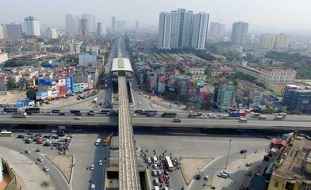 BĐS Quận Thanh Xuân ngày càng thu hút đầu tư nhờ hệ thống hạ tầng giao thông phát triển