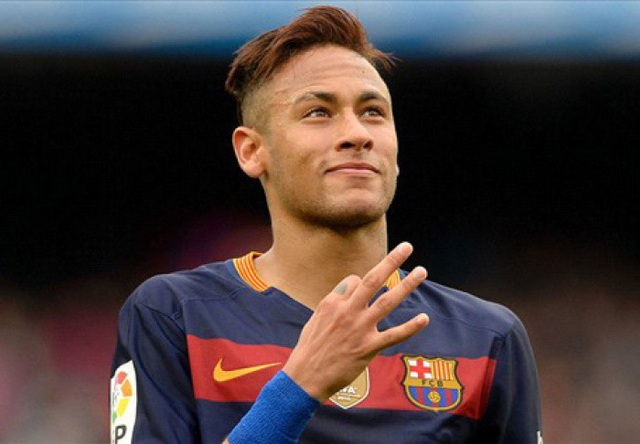 Neymar từng rất hài lòng khi thi đấu cho Barcelona và La Liga