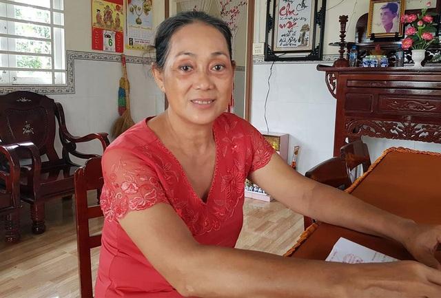 Bà Lê Thị Thanh Hà – Trưởng ấp 3A