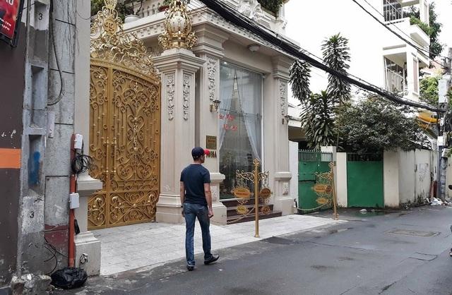 Phòng Quản lý đô thị quận 1 tham mưu cấp phép xây dựng tăng số tầng không đúng quy định tại biệt thự  90/88A Nguyễn Đình Chiểu