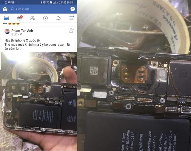 """Ham rẻ mua iPhone cũ, sa bẫy chiêu """"hô biến"""" từ bản khóa mạng thành quốc tế - 2"""