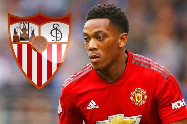 Sevilla muốn có Martial