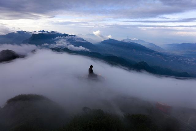 Vu lan đáng nhớ trên đỉnh thiêng Fansipan - 2