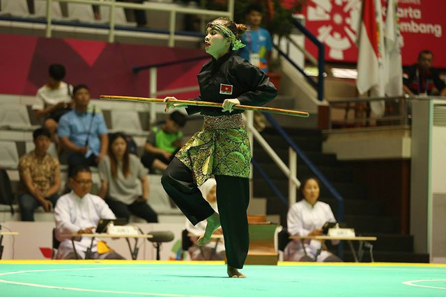 Kết quả thi đấu Asiad 2018 ngày 25/8: Karate giành HCB, Tú Chinh vào bán kết - 34
