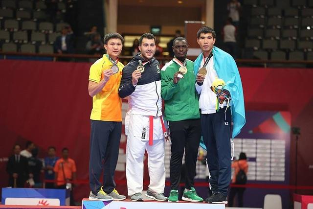 Kết quả thi đấu Asiad 2018 ngày 25/8: Karate giành HCB, Tú Chinh vào bán kết - 3