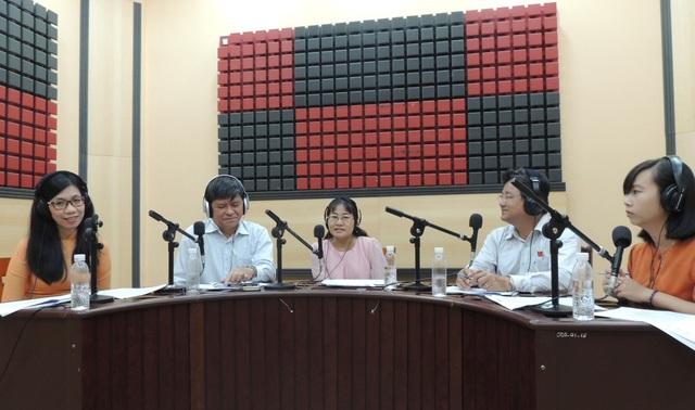 Chương trình Đối thoại cùng chính quyền thành phố TPHCM về chủ đề năm học mới