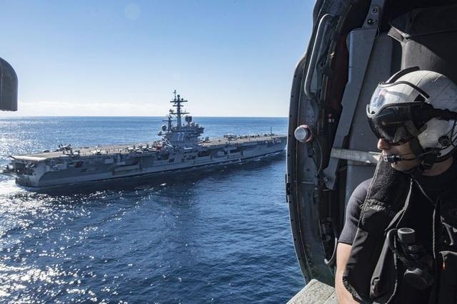 (Ảnh minh họa: Hải quân Mỹ)