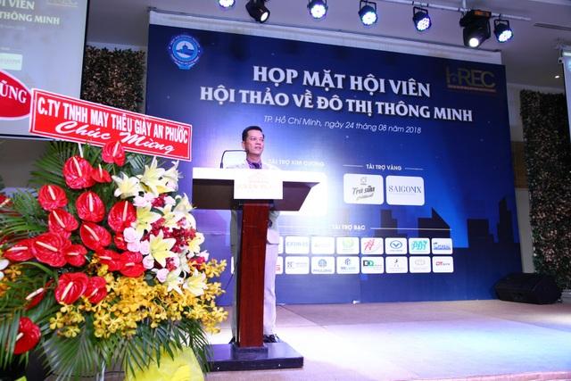 HREC tổ chức hội thảo đô thị thông minh - 1