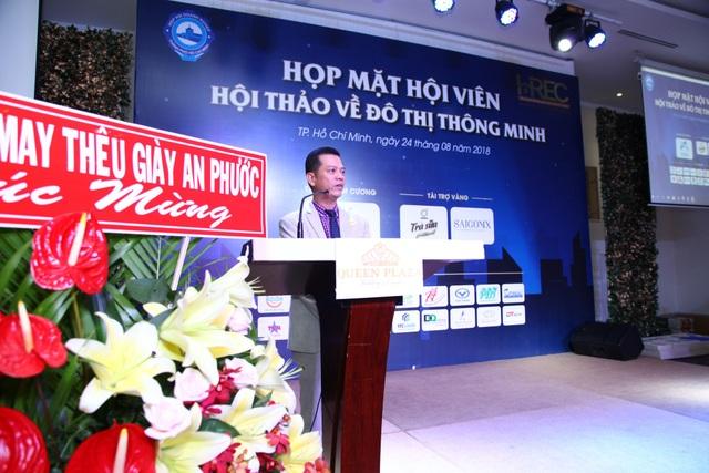HREC tổ chức hội thảo đô thị thông minh - 2