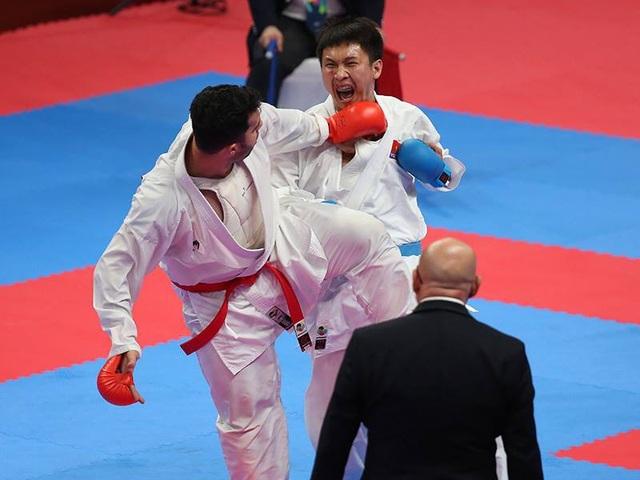 Kết quả thi đấu Asiad 2018 ngày 25/8: Karate giành HCB, Tú Chinh vào bán kết - 10