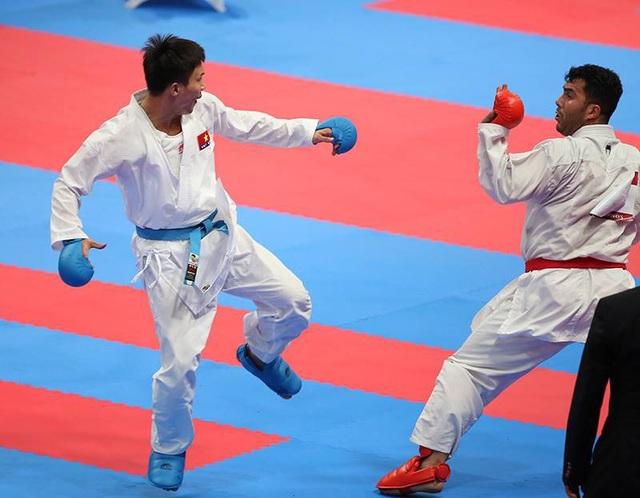 Kết quả thi đấu Asiad 2018 ngày 25/8: Karate giành HCB, Tú Chinh vào bán kết - 9