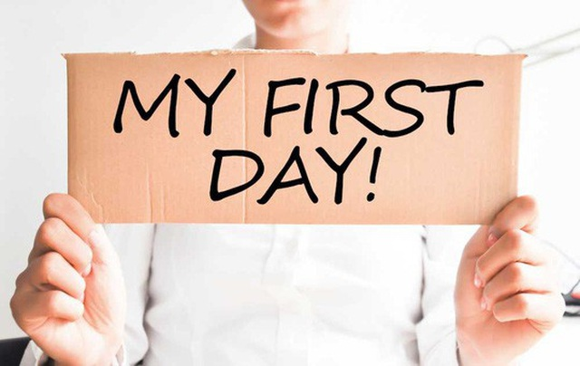 Ngày đầu tiên đi làm bạn cần phải gây được ấn tượng tốt với đồng nghiệp và lãnh đạo (Ảnh: Internet)