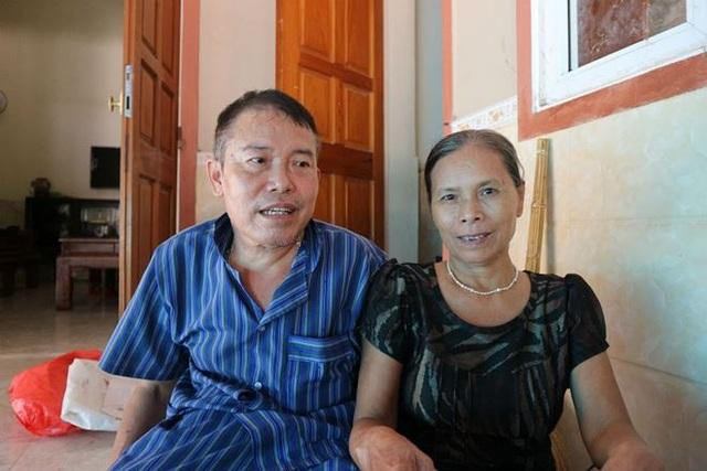 Hạnh phúc bên người vợ hiền
