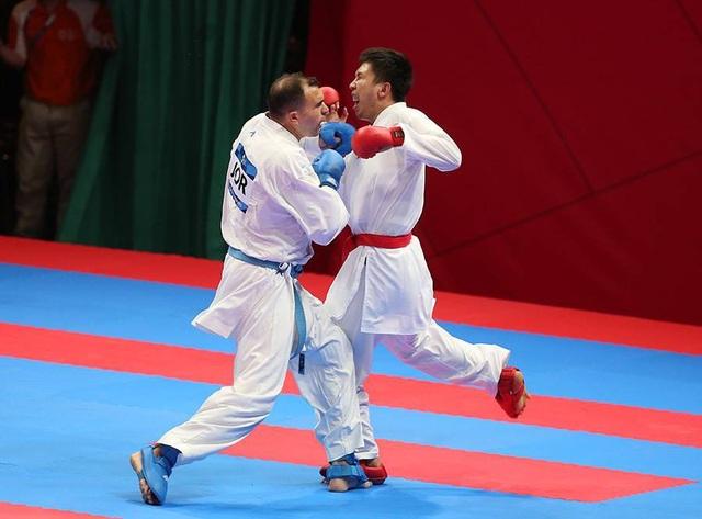Kết quả thi đấu Asiad 2018 ngày 25/8: Karate giành HCB, Tú Chinh vào bán kết - 20