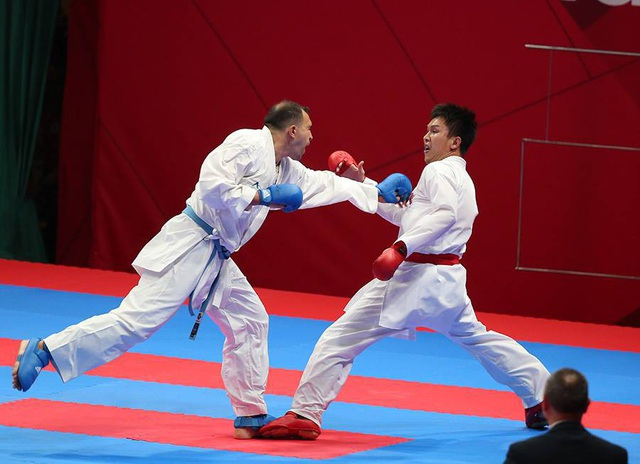 Kết quả thi đấu Asiad 2018 ngày 25/8: Karate giành HCB, Tú Chinh vào bán kết - 15