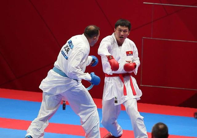 Trước đó, Minh Phụng đã có chiến thắng trước đối thủ người Jordan