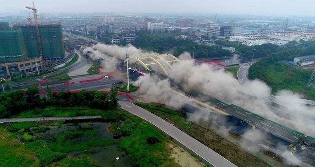 Sau đó, người ta sẽ xây dựng đường cao tốc trên cao Luzetai để thay thế